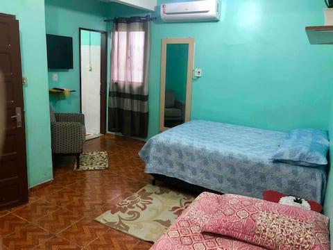 Apartamento confortável e econômico - INPA, UFAM
