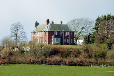 Cumbrian Mansion for up to 24 - Carlisle - Hus