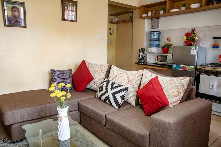 Kijani 1bdrm Apartment- Westlands