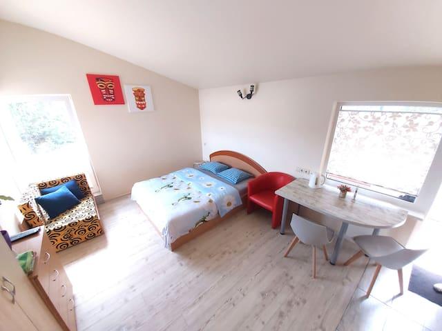 Lampedziai Lake Apartment