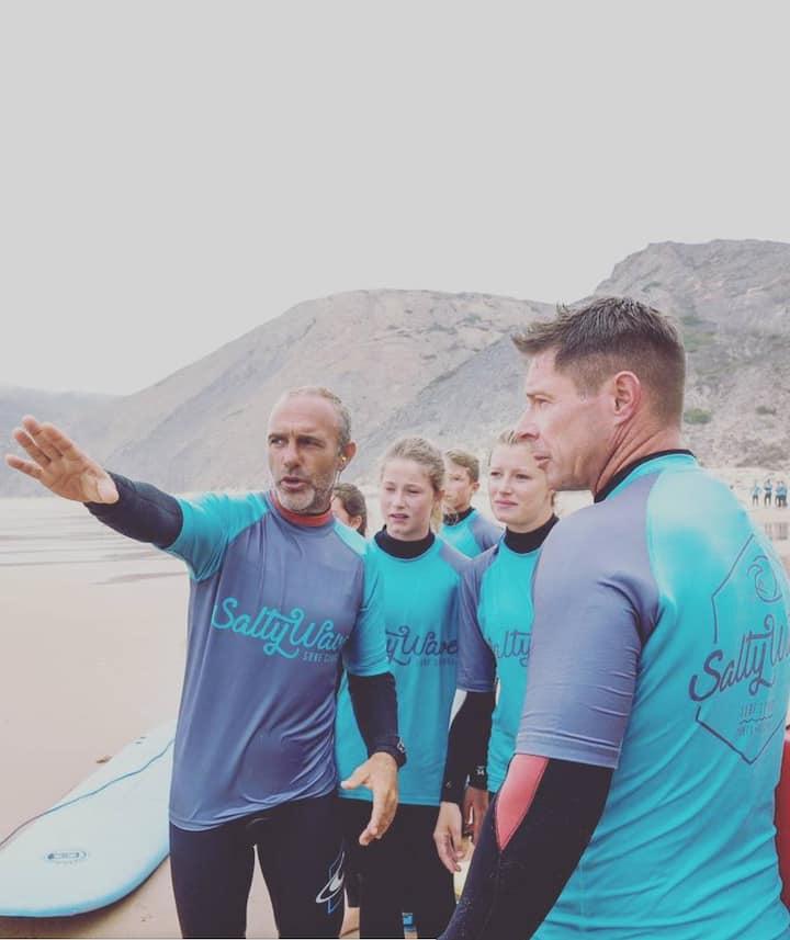 Ocean awareness training