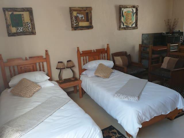 Reica accommodation