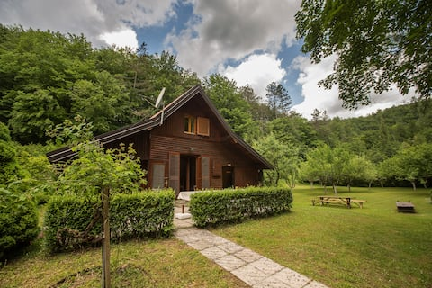 "Cottage house in Nature Park ""Žumberak"""