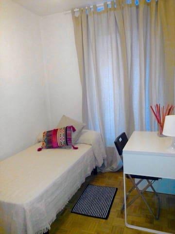 Tu habitación muy cerca del Centro y Atocha