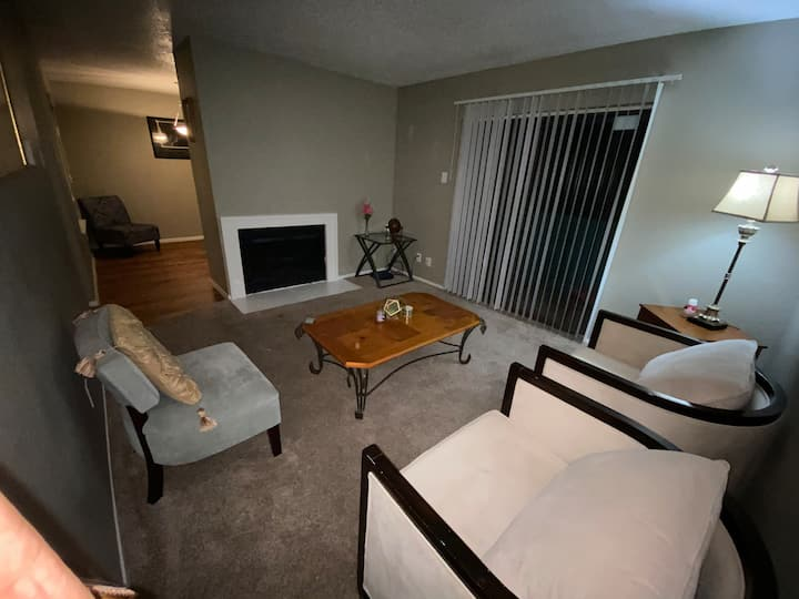 Professional stay in the heart of Arlington