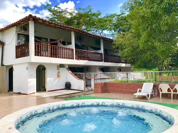 Hotel Spa La Trinidad - San Gil