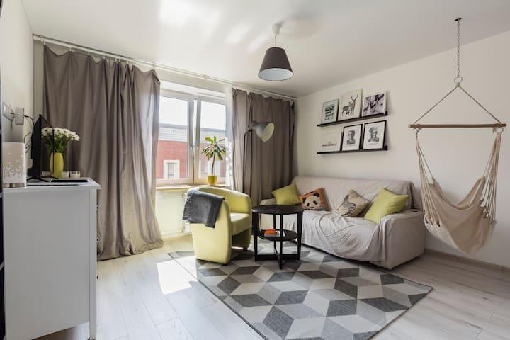 Panda Mama home - уютная и светлая квартира