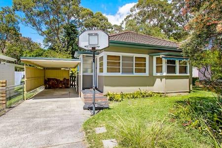 Family and pet friendly beach house - Pearl Beach - Talo