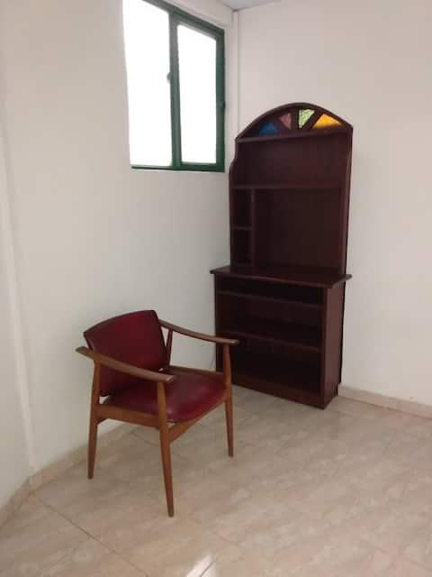 Apartamento en el sector histórico de la ciudad.