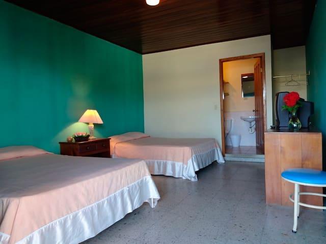 Habitaciones - Ejecutivos Apart-Hotel
