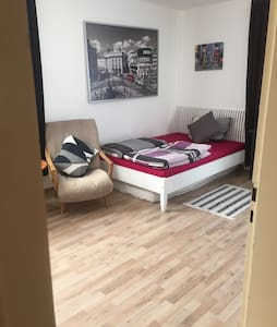 Central cozy room,free parking,wifi - Stuttgart