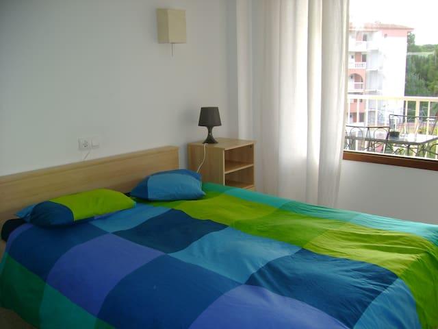 Acogedor apartamento en la playa de Canyamel - Capdepera - Huoneisto
