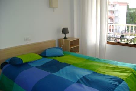 Acogedor apartamento en la playa de Canyamel - Capdepera