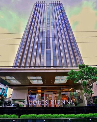 Louis Kienne Apartment Simpang Lima
