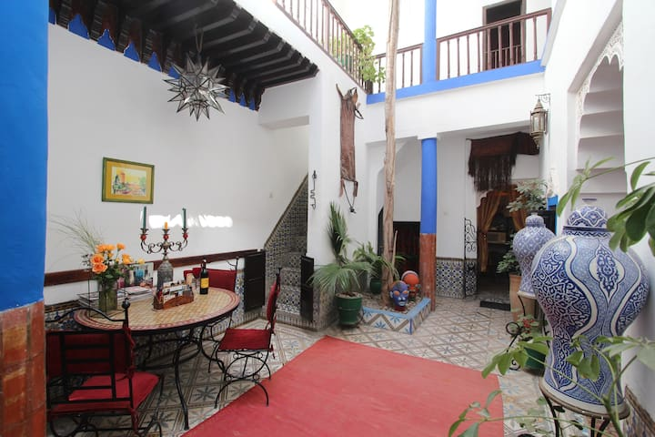 Private Riad in Central Medina, Marrakesh