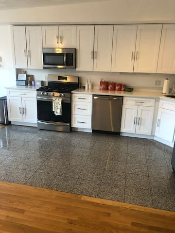 Large, Sun-Drenched 2 bed/2 bath in Little Italy
