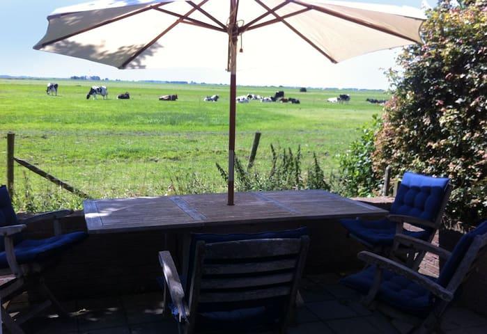 Vakantiehuis a/d Fluessen-Elahuizen - Elahuizen - Willa
