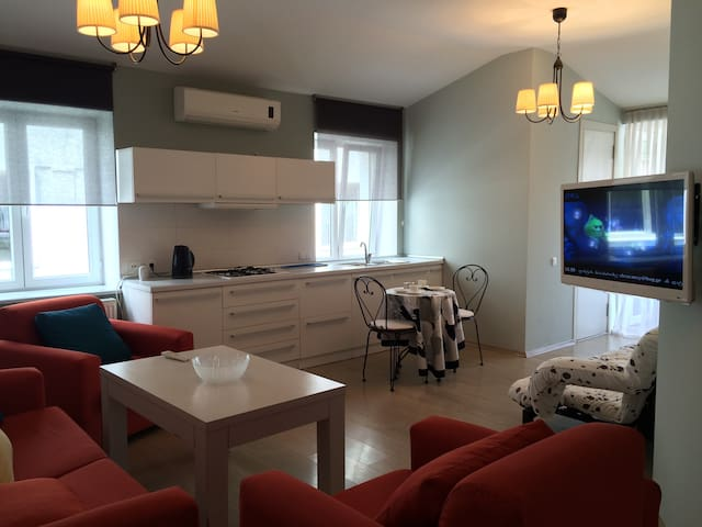 Apartment in the very center of Batumi.