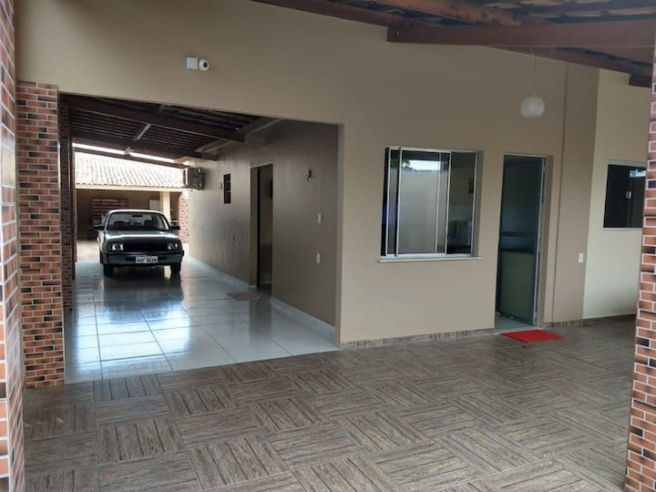 Casa confortável e bem localizada em Aracaju/SE.