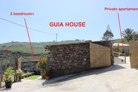 Guia House - Guía - Rumah