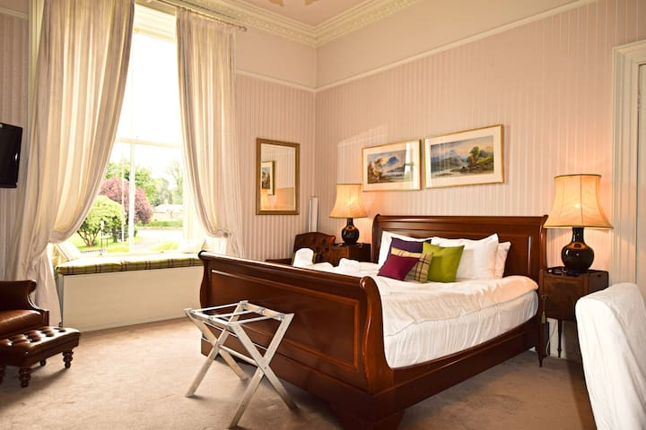 Superb room 10 minutes walk to city centre - Stirling - Lägenhet