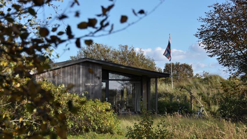 """Vrijstaand vakantiehuis """"Oude Wal"""" - Schiermonnikoog - Hus"""