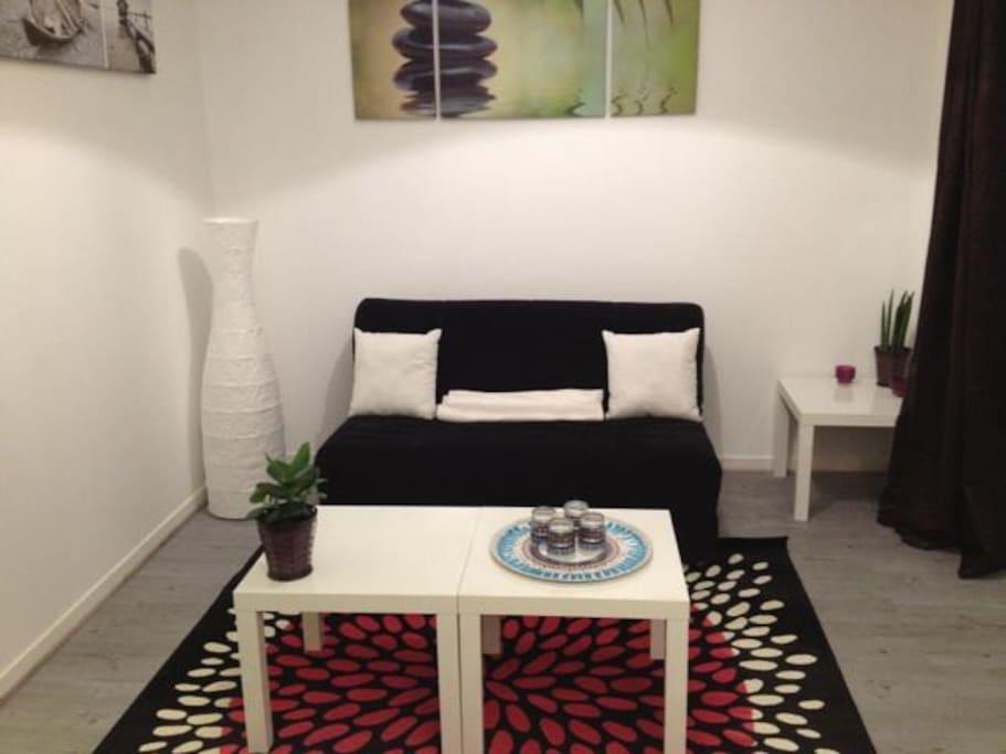 Appartement t2 2 4 personnes appartements louer for Location appartement bordeaux 6 personnes