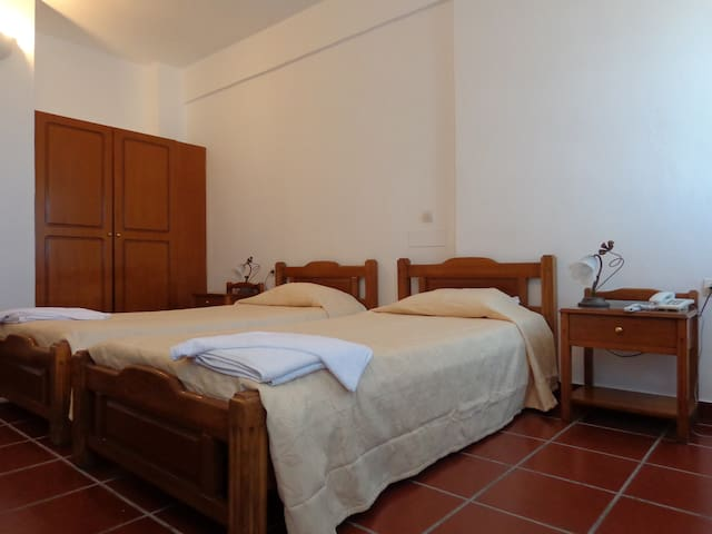 Ersi villas Double room with private balcony 2 pax