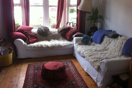 Two double bedrooms - sunny h - Bristol - Ház