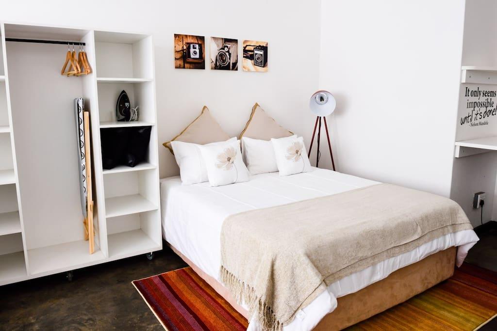East city living maboneng apartments for rent in for Living room maboneng