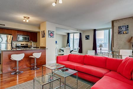 GLAMOROUS TWO BEDROOM SUITE - Montreal - Appartement