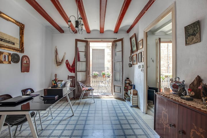 2 PERSONS on GOTHIC QUARTER!!! - Barcelona - Appartement