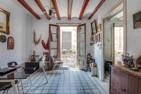 LIVE THE BEST OF GOTHIC QUARTER!!! - Barcelona - Bed & Breakfast