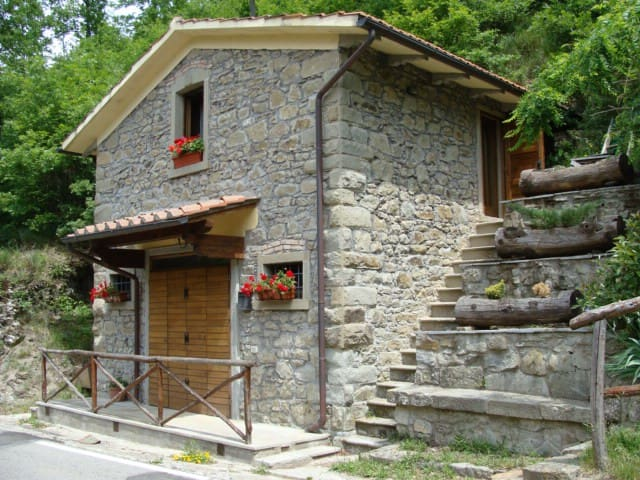 Georgeous House with nice garden  - Castel San Niccolò - Chalet