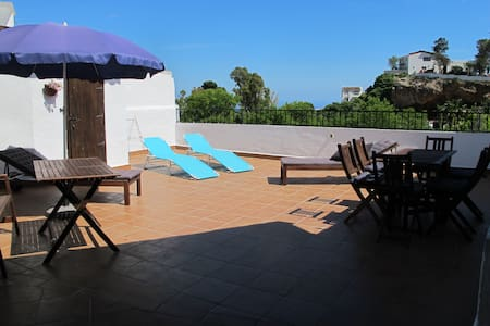 Penthouse apartment in Mijas Pueblo - Mijas - Wohnung