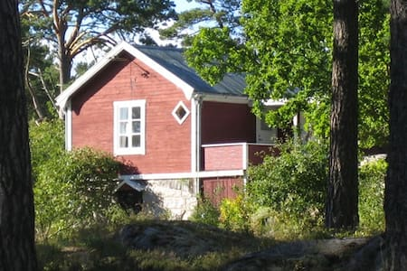 Cottage in the archipelago - Gällnöby - Cabin