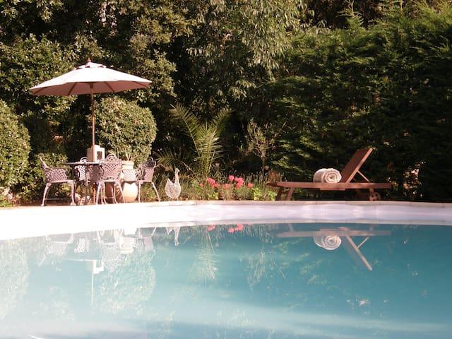 Uzes Provincial France Bed & Breakfast with Pool - Uzès - Villa