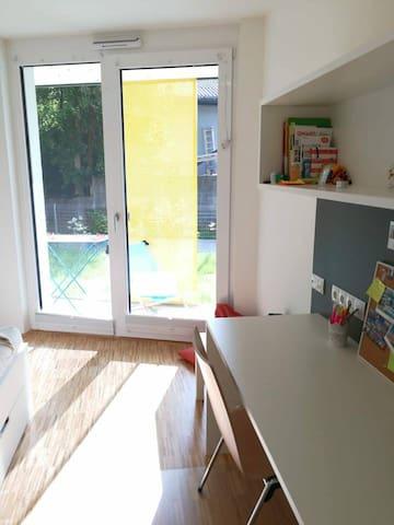 A private little studio apartment