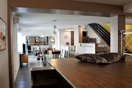 MODERN LOFT - 15 MINUTES FROM HISTORIC CENTER - Montpellier - Loft