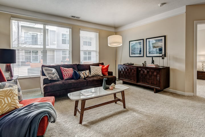 Live + Work + Stay + Easy | 2BR in Westerville