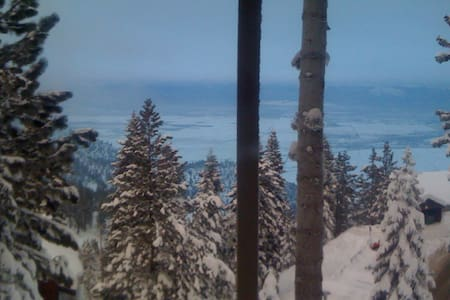 Heavenly View Lake Tahoe Ski Condo - Stateline