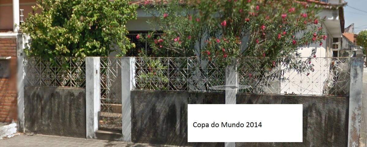 Copa do Mundo 2014(Natal-RN) - Natal - House