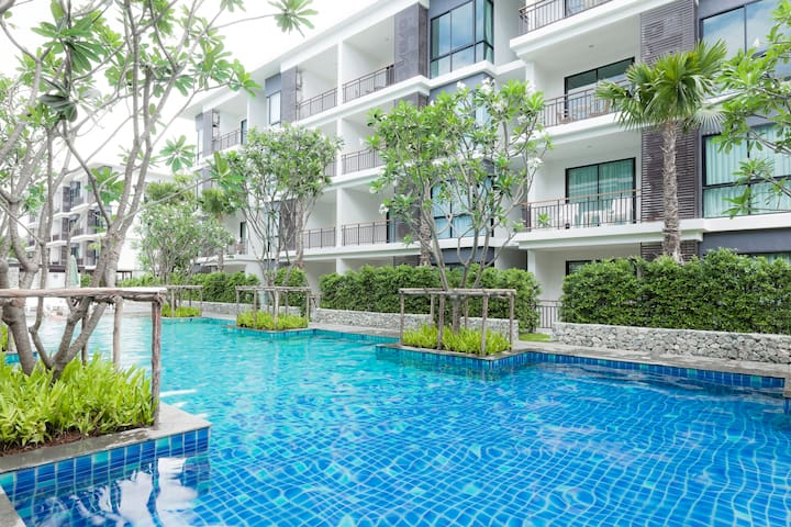 Beach front apartment Rawai Phuket - rawai - Appartamento