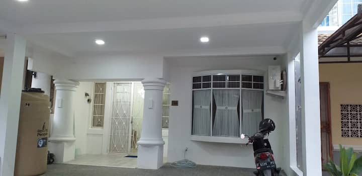 4 Bedroom House in Sentul City with Mountain View