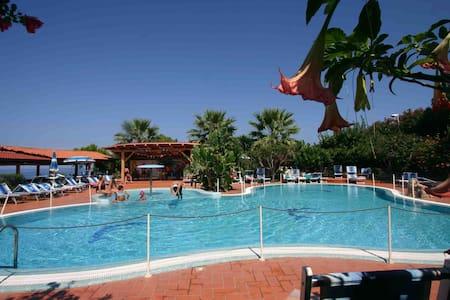 Hotel Le Playe Tropea Capo Vaticano - santa domenica