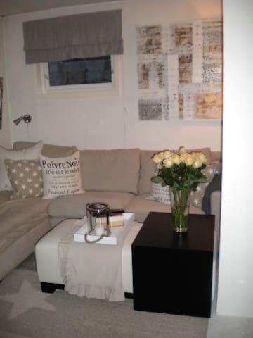 Kosey, sentral apartment   - Stavanger - Flat