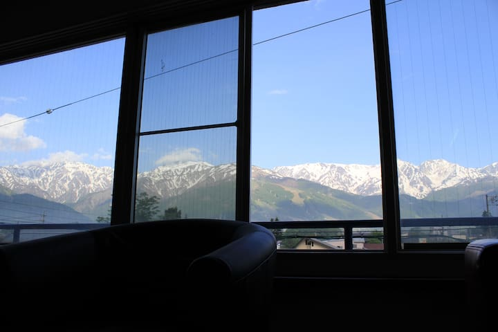 Hakuba Nagano  Good view Apartment