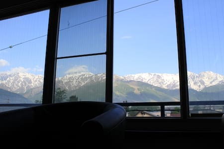Hakuba Nagano  Good view Apartment - Hakuba, Kitaazumi District