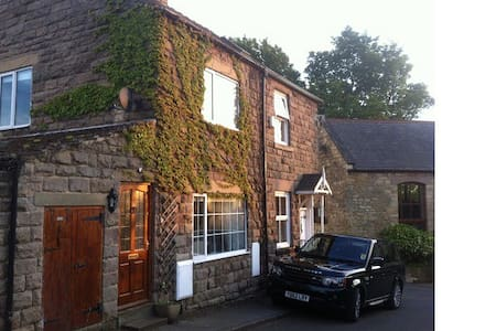 Idyllic Cottage near Wetherby - Kirk Deighton - Rumah