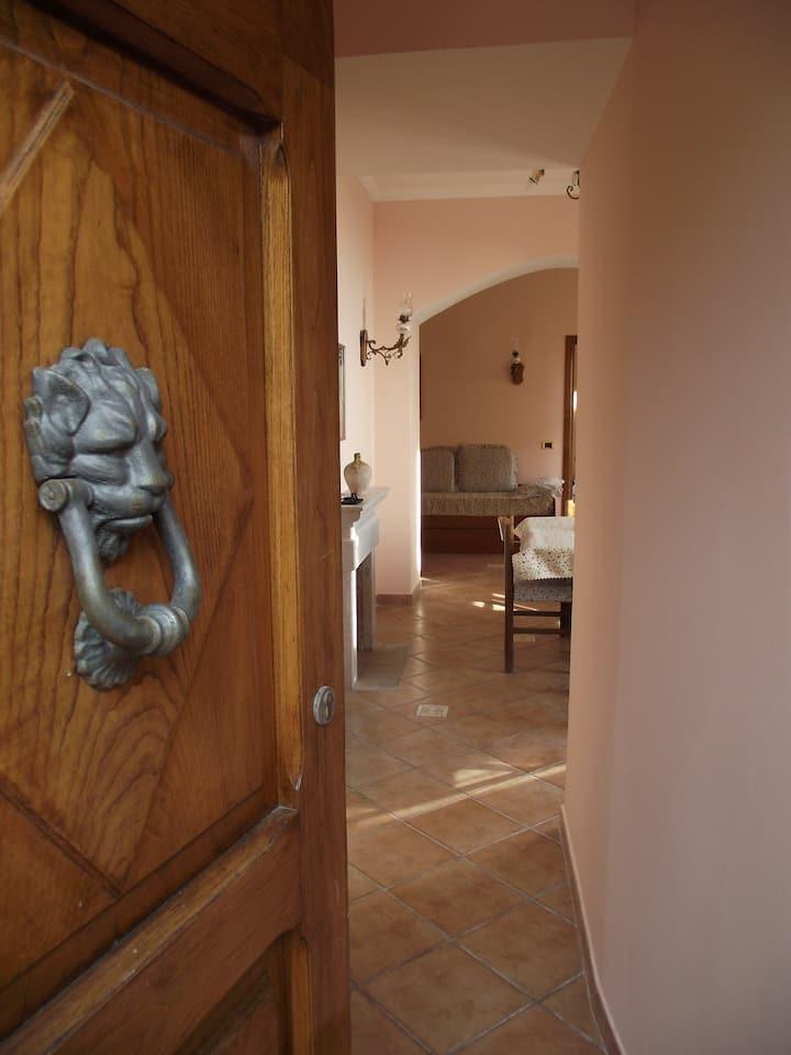 Appartamento da Rossella Porto Maratea rifinito